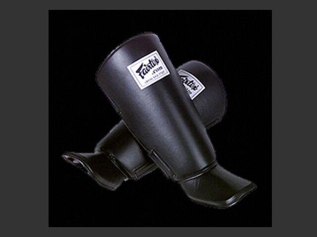 New Muay Thai Boxing Fairtex Shin Predector InStep SP1 (5 Days Made to Order)