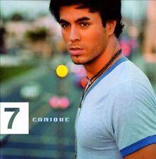 Enrique Iglesias - 7 (CD, Interscope) Bonus Track - Addicted - BN Sealed