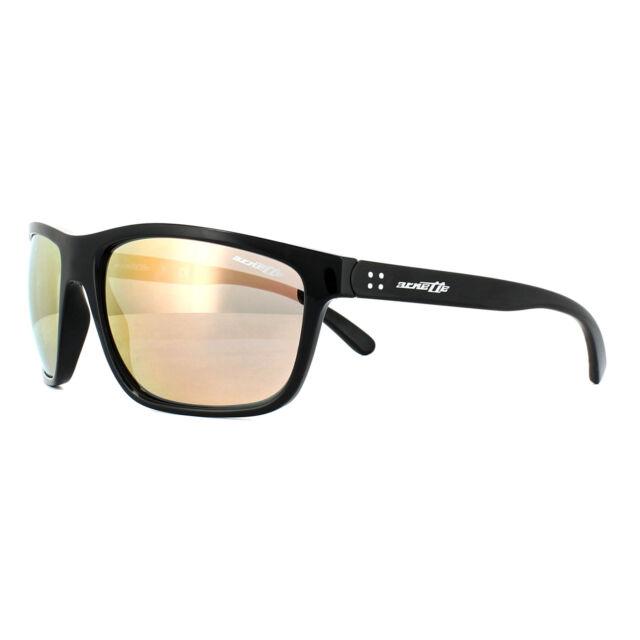 cfa82926a0 Arnette Sunglasses Booger 4234 41 4z Black Rose Gold Mirror for sale ...