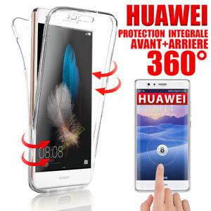 coque integrale transparente huawei p9