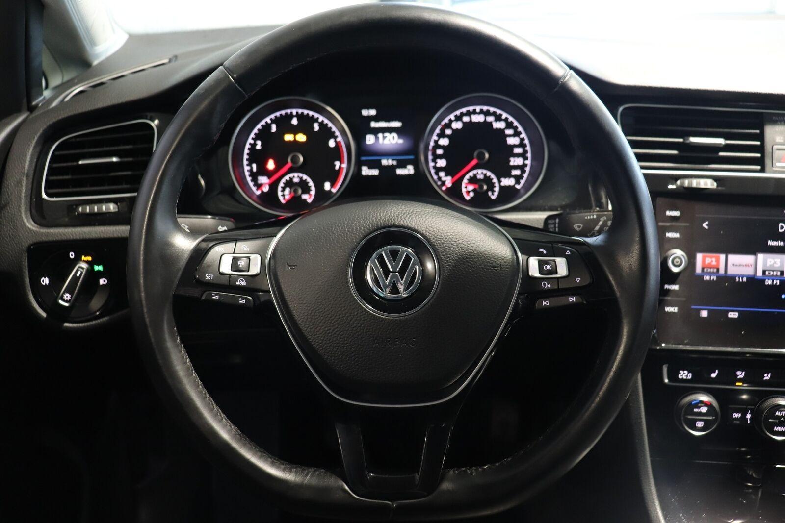 VW Golf VII TSi 150 R-line Variant