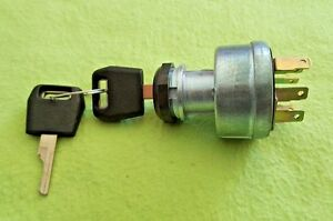 AR58126 John Deere Ignition Key Starter Switch 2255 2950 2350 3255 2955 3155