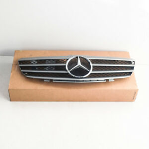 MERCEDES-BENZ-SL-R230-New-Genuine-Radiator-Grille-A2308800583-2006
