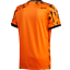 thumbnail 2 - adidas Juventus FC 2020- 2021 Third Soccer Jersey Bahia Orange - Black Brand New