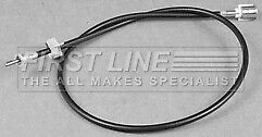 FORD SIERRA 2.0 Speedo Cable 89 to 93 Manual Firstline 6170236 Quality New