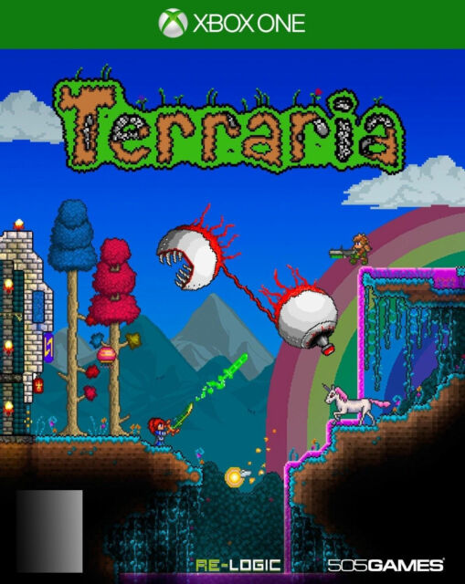 Terraria (Microsoft Xbox One, 2014)