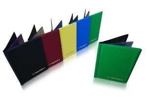 Coin Album SCHULZ 96 Collection Holder Folder Storage Book Case 50p £1 £2 Green