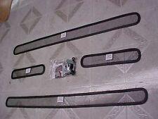 Bug Screen Grill Inserts 2011 012  013 014 2015 2016 Ford Super Duty F250 - F550