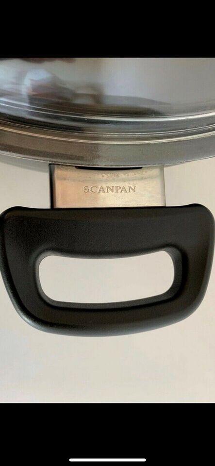 Stor gryde , Scanpan Titanium
