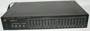 Fisher-9-Band-Stereo-Equalizer-EQ-273-Used