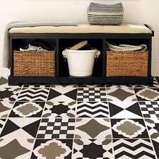 Geometric Tile Stencil Set - Size: SMALL- DIY Home Decor - Reusable Stencils