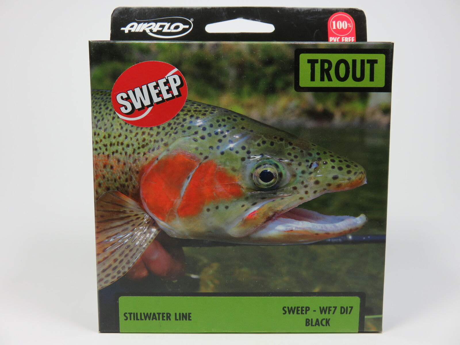 Airflo Sixth Sense Trout Sweep Fly Line: WF7 DI7