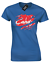 COL RETRO FOOTBALL KIT 8 SLASH LADIES T-SHIRT LIVERPOOL CLASSIC 90/'S 80/'S FAN