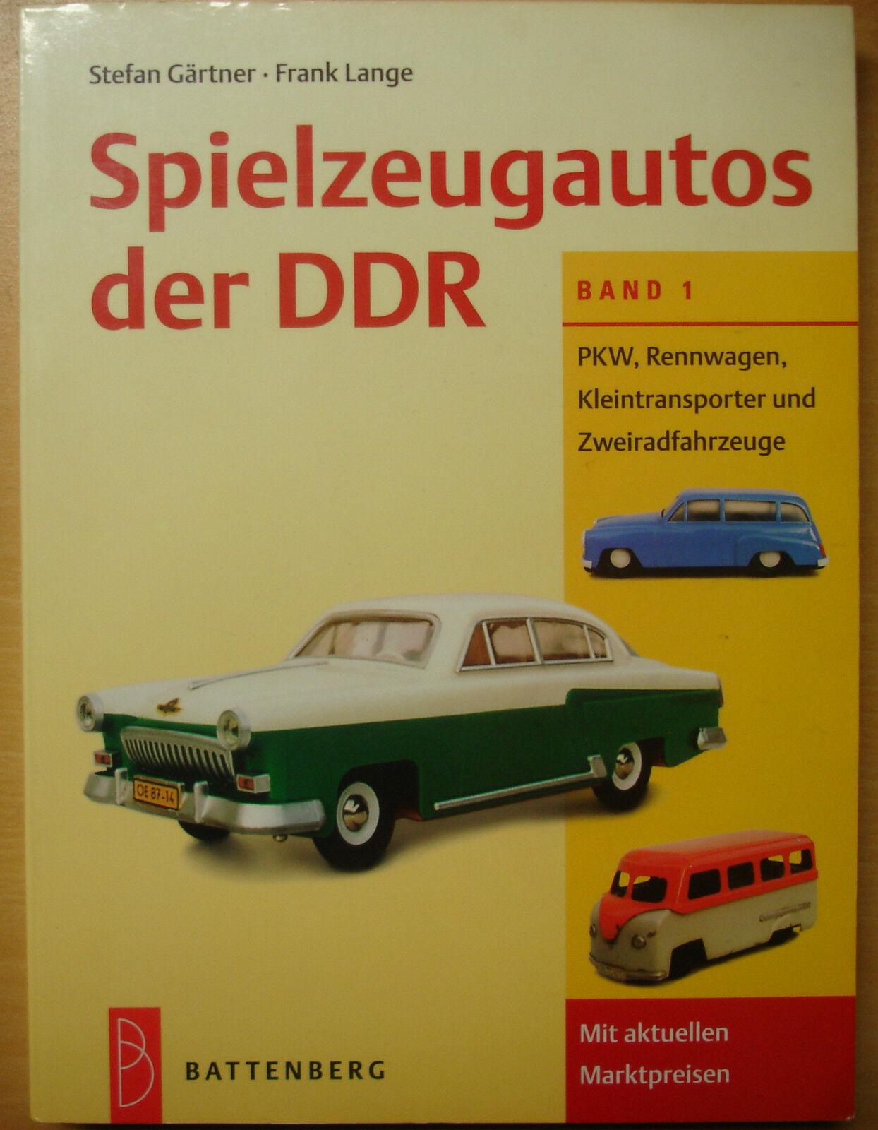 garantizado Juguetes modelo coches de la RDA RDA RDA Battenberg evaluación lista Catálogo libro 1 Top  gran descuento