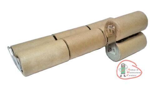 Pack Batterie AEG p9.6 ACCU 2000 9,6 V 3000 mAh Ni-MH pour l/'auto-installation