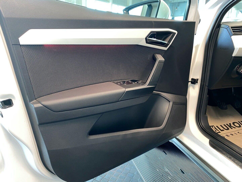 Seat Arona 2018