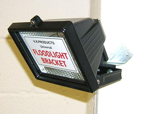Universal Floodlight Corner Fixing Mounting Bracket KRP5