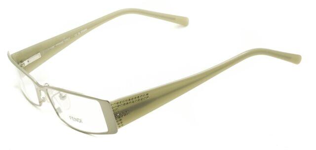 106a0abc2bd FENDI F602R 260 52mm Eyewear RX Optical FRAMES NEW Glasses Eyeglasses BNIB  Italy