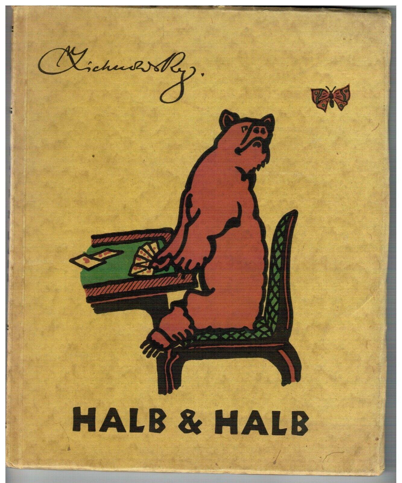 Mechthilde Lichnowsky Halb & Halb