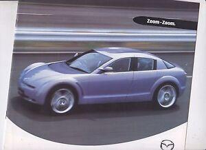 2001-MAZDA-Range-Australian-Brochure-RX-8-MX-5-ASTINA-SP20-MILLENIA-PREMACY-etc