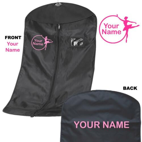 named 4 Personalised Ballet //Dance Suit carrier//Costume garment Bag