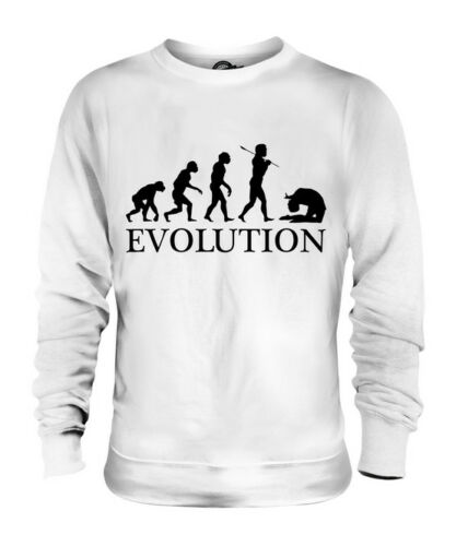 Wholesale ACRO EVOLUTION OF MAN UNISEX SWEATER MENS WOMENS LADIES GIFT DANCE CLOTHING for sale