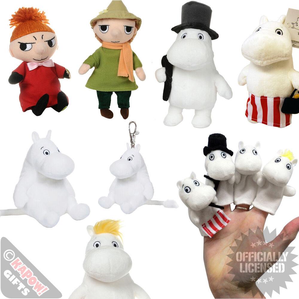 The Moomins Grande Morbido Peluche Giocattoli Rétro Bambini Tv Fumetto Regali