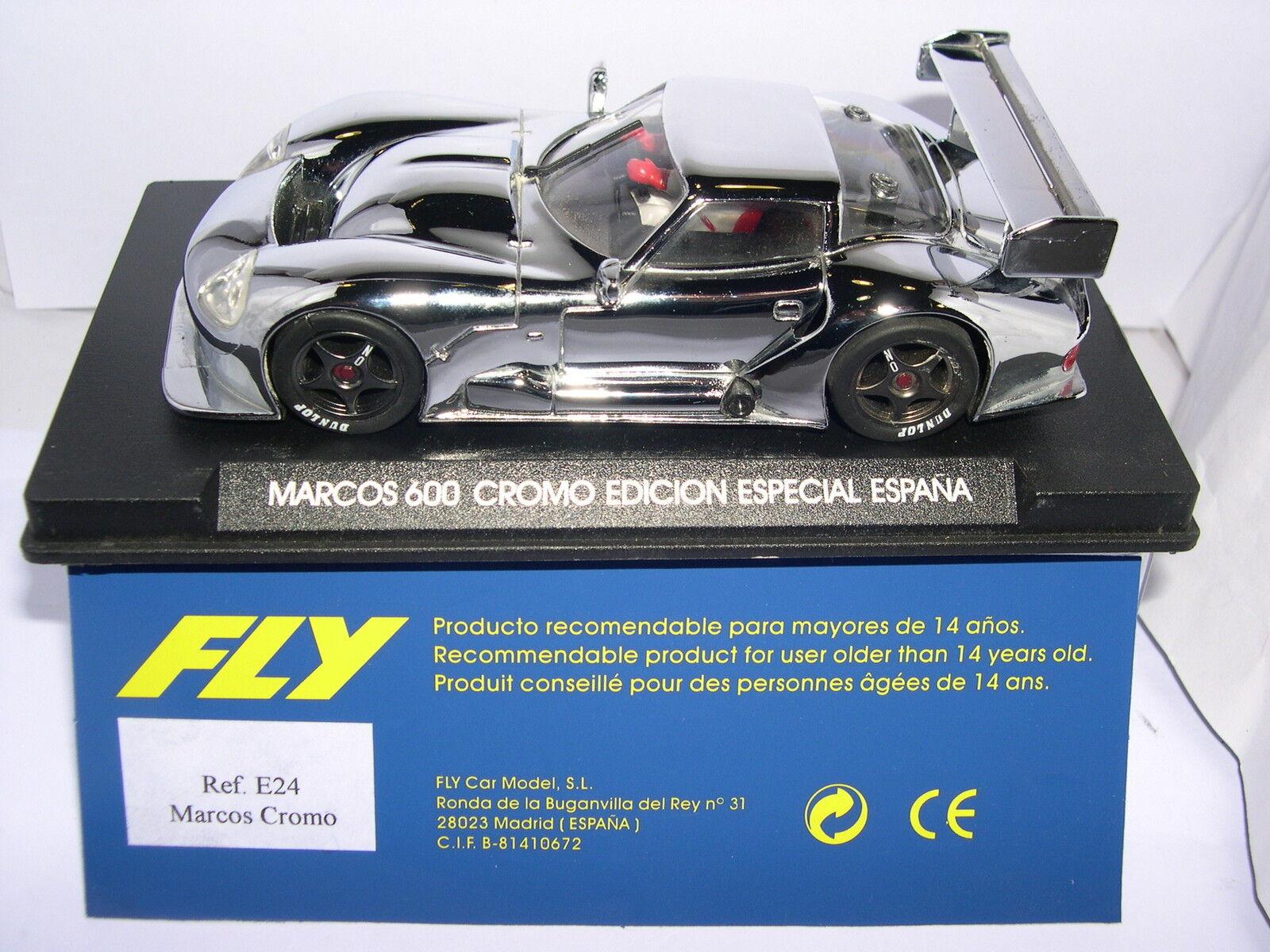 Fly E24 Marcos 600 Chrom Auflage sonder Spanien Lted.ed. MB