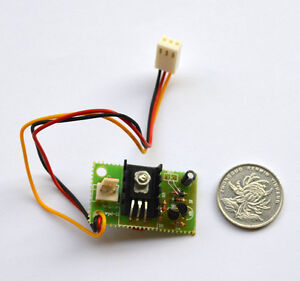 Smart Fan Speed Controller II With Temperature Sensor