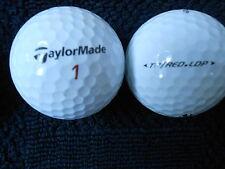 """20 TAYLOR MADE """"TP RED LDP"""" Golf Balls - """"A""""  Grade."""