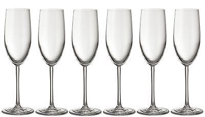 SEKTGLÄSER 1 Stück Champagnergläser Gläser Weingläser Sekt Kelch Glas 300 ml