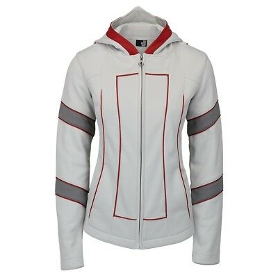 Assassin S Creed Legacy Collection Gray Charlotte Zip Up Hoodie