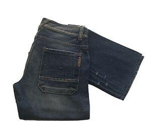 Gas-Jeans-350584-Uomo-Colore-Denim-tg-29-64-OCCASIONE