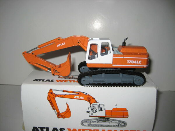 Acquista A Buon Mercato Atlas 1704 Lc Escavatore Profondamente Cucchiaio #2906.1 Conrad 1:50 Ovp