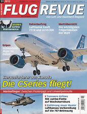 2r1311/ Luftfahrtzeitschrift - FLUG REVUE - Ausgabe 11/2013 - TOPP HEFT