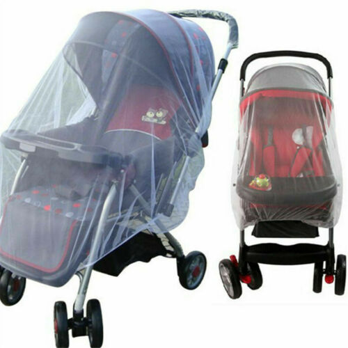 Baby Kid Stroller Pushchair Buggy Pram Mosquito Fly Insect Net Cover Baby Safety