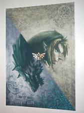 The Legend of Zelda ~ A3 Size Poster / Print ~ NEW (8)