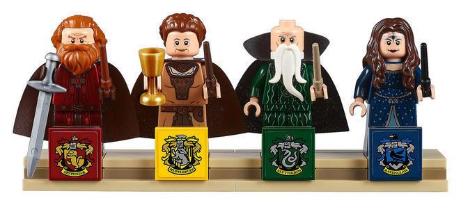 Lego® Harry Potter™ Figuren Hogwarts Gründer 71043 UCS Hogwarts brandneu