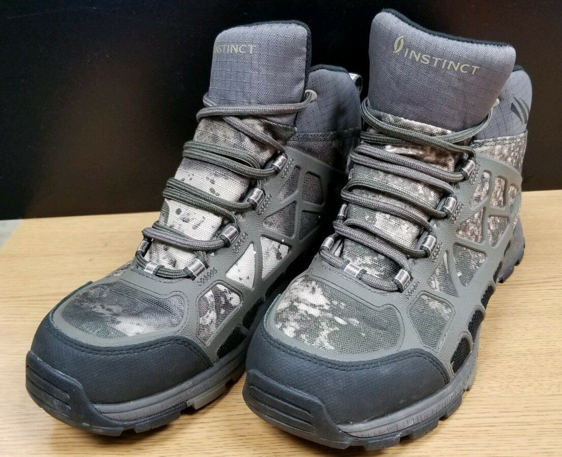 Cabela's Instinct Men's Pursuitz Hunting Boots with GORE-TEX Surround Size 9.5