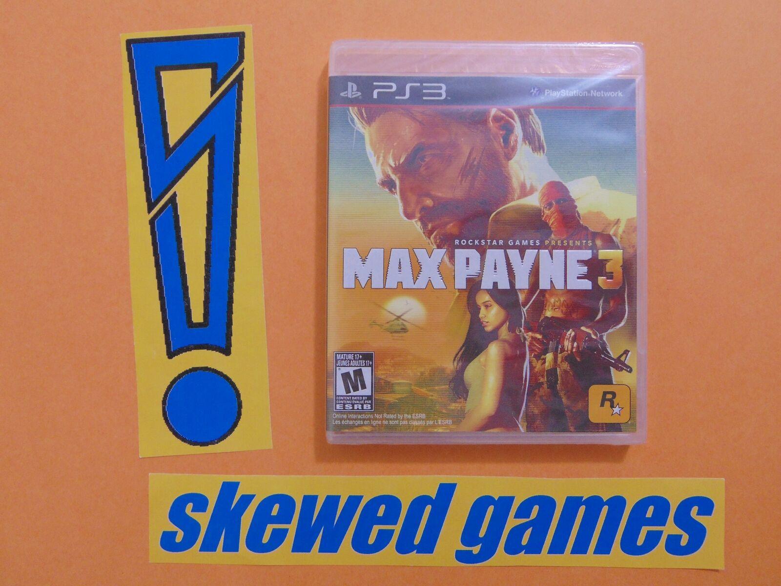 Max Payne 3 matchmaking problem