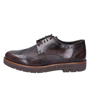 hommes 44Elégant 44 Ferdi Bx300 foncé Chaussures Salvo pour 11eu cuir en brun K1TculFJ3