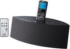 NEW Sony walkman Stereo Sound Speaker System w/ line input mp3 players.NWZ-S545.