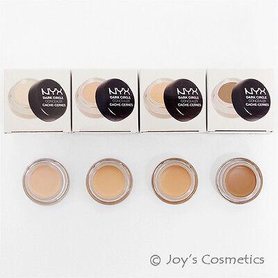 "4 NYX Dark Circle Concealer Jar - DCC  ""Full Set ""     *Joy's cosmetics*"