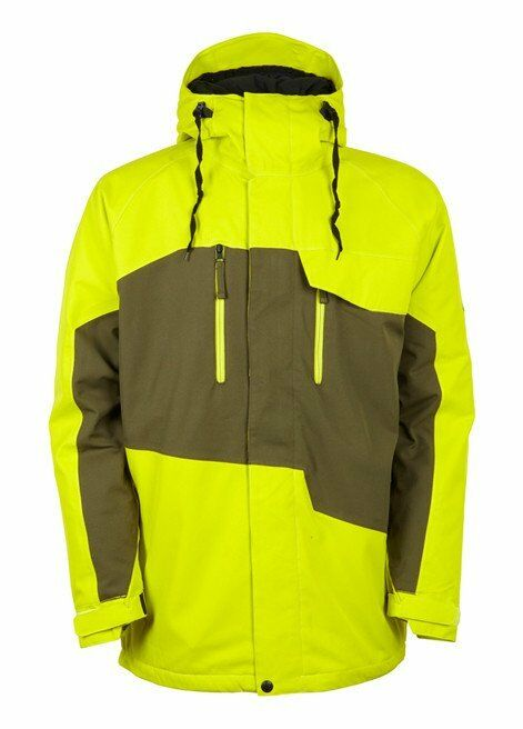 Giacca 686 uomo AUTHENTIC GEO INSULATED JACKET Large