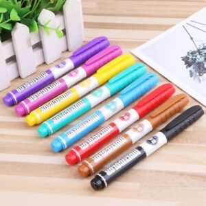 8 Colors Set Whiteboard Marker Non Toxic Dry Erase Easy