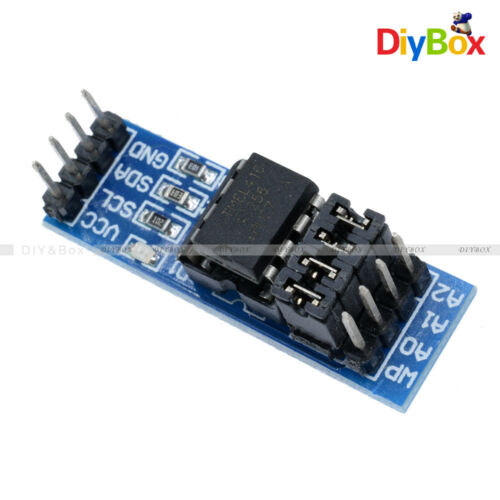 AT24C256 Serial I2C Interface EEPROM Data Storage Module for Arduino PIC TEES/_ps