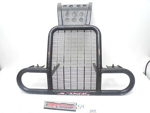 1992-Polaris-Trail-Boss-350-4x4-Front-Brush-Guard-Bumper