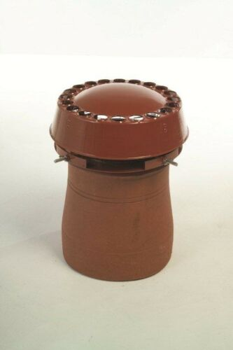 MAD Anti Down Draught Chimney Cowl / Rain Cap (Bolt Fixing)