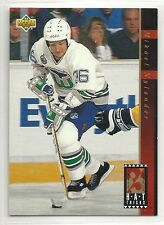 1993-94 Upper Deck Hockey - Hat Tricks - #HT13 - Mikael Nylander - Whalers