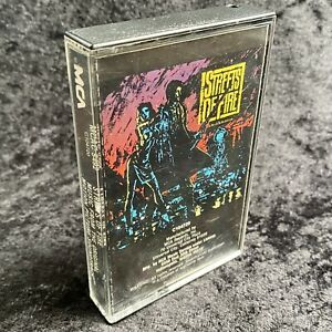 Streets Of Fire Music From The Original Motion Picture Soundtrack Cassette 1984